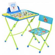 Наборы <b>детской мебели Nika</b> – купить в Москве в Дочки-Сыночки