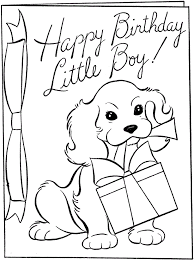 Fully customize our birthday cards and send them out to everyone. 25 Free Printable Happy Birthday Coloring Pages