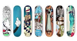 Cool Skateboard Designs Various Skateboard Graphics On Behance