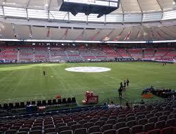 Bc Place Stadium Section 216 Seat Views Seatgeek