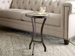 furniture saint armand light wood 15 wide round martini end table 5601