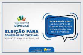 Eleitores podem consultar pela internet locais de votação para o Processo  de Escolha dos Conselheiros Tutelares – Secretaria de Estado de Justiça e  Cidadania