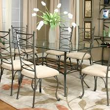 adorable rectangle glass dining room table and xavier rectangular glass dining table cramco furniturepick