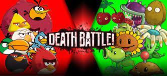 Angry Birds vs Plants   Super Death Battle Fanon Wikia