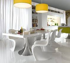 unique dining room tables and chairs excellent white modern dining set 7 impressing oak table chunky