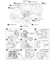 2007 chevrolet truck trailblazer 2wd 4 2l mfi dohc 6cyl repair vdc tcs abs system diagram 2003 2004 xterra