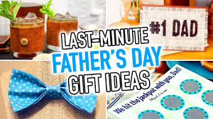8 last minute diy father s day gift ideas handmade