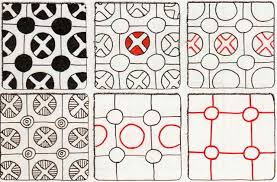 Zentangle Patterns Stunning Zentangle Patterns BlogSuzanneMcNeill
