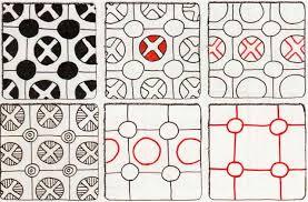 Zentangle Patterns Stunning zentangle patterns BlogSuzanneMcNeill