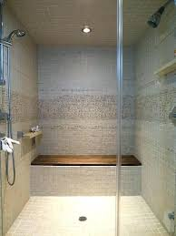 floating shower bench built in shower seat teak shower bench ideas pictures remodel and decor photo