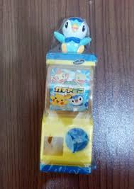 Pokemon Mini Vending Machine Stunning Subarudo Pokemon Pocket Monsters Piplup 48 Mini Vending Machine