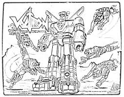 Voltron Lions Coloring Pages Google Search Geeky Coloring