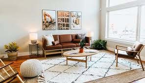 Thos Moser Sets The Stage For Modern Living In A Model Home Mesmerizing Interior Designer Homes Set