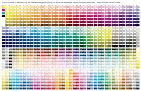 Pantone Coated Color Chart Pdf Pantone Color Book Tpx Free Download Colour Pdf 2018 Online