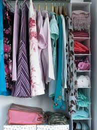Organizing Closets by Clothing Clusters