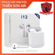 Tai nghe Bluetooth không dây điều khiển cảm ứng âm thanh HIFI cho Android  iOS - Tai Nghe Bluetooth Nhét Tai