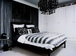 black bedroom chandeliers and timeless black and white bedrooms that know how to stand