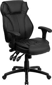 comfortable office furniture. flash furniture high back leather chair black comfortable office