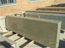 desert oasis granite cut to size countertop for kitchen bar with full bullnose bevel edge china green granite countertops