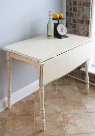 Kitchen Table Drop Leaf Vintage Drop Leaf Kitchen Table