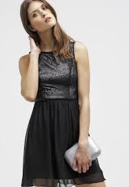 Laona Damen Abendkleider Cocktailkleid / festliches Kleid - black ...