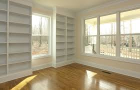 office built in. Home Office / Library With Built In Bookcase Walls.