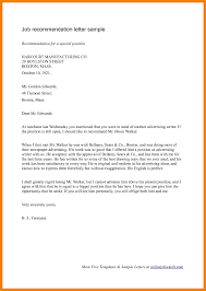 Personal Reference Letter For A Job Refrence Personal Reference ...