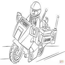 25 Printen Lego City Politiebureau Kleurplaat Mandala Kleurplaat