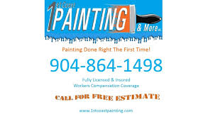 1st coast painting more painters northside jacksonville fl phone number yelp