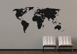 world map poster my blog and besttabletfor me within scheme of world map wall sticker uk