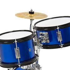 best choice s 3 piece kids beginner drum set w sticks chair