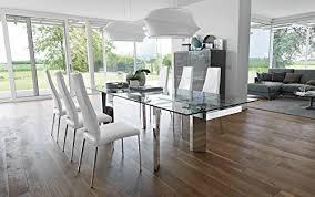 Tavoli Di Vetro Da Salotto : Tavoli soggiorno moderni allungabili tavolo