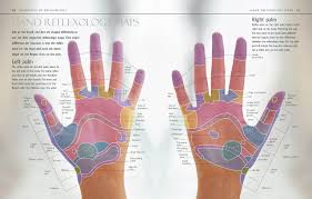 Reflexology Hands On Treatment For Vitality And Well Being