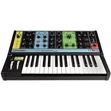 Купить <b>Синтезатор Moog Grandmother</b> в | GadgetLab24 ...