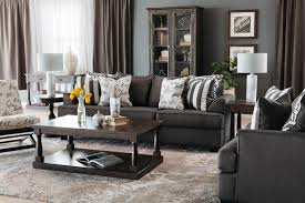 Mathis Brothers Living Room Furniture Levon Charcoal Sofa Mathis Brothers