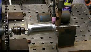 the parts i welded did not require filler metal so i could actually do other things once i got the weld started