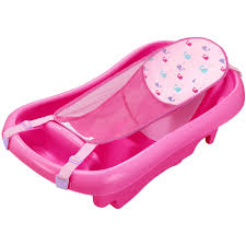 the first years sure comfort deluxe newborn to toddler tub pink com