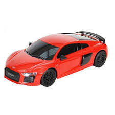<b>Радиоуправляемая машина MZ</b> Audi R8 1:24 27057 red, цена 31 ...
