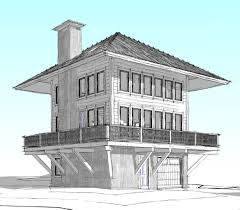 New Home Plan 2 Stunning Fire Tower House Plans