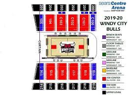 Events Windy City Bulls 3 Sears Centre