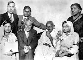 In Photos When Gandhi Met Charlie Chaplin And Recommended A