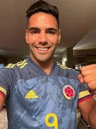 """Radamel Falcao على تويتر: """"Con la camiseta puesta. Hoy más que nunca todos  únidos por el objetivo. Vamos !!!!… """""""