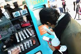 Vending Machines Of The Future Gorgeous Current And Future Trends In Vending Machines