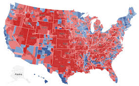 2012 Election Chart There Are Many Ways To Map Election Results Weve Tried