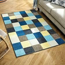 teal and chocolate rug teal and brown rug blue yellow brown rug teal and brown rug