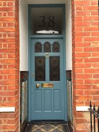Stone Blue front door - Farrow and Ball   exterior colors and siding ...