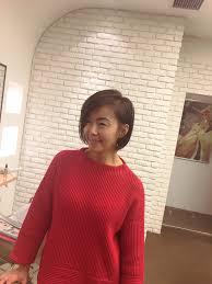 田中律子さん Difino公式ホームページ青山表参道赤坂の美容院