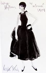 Edith Head Design Sketches Wedding Dresses By Edith Head Edith Head Illustration For