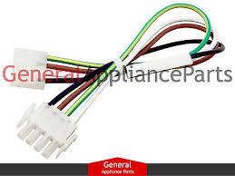 whirlpool kitchenaid refrigerator icemaker wire harness d7813010 whirlpool kenmore icemaker wiring harness w10153408 d7813011 d7813004 d7813003