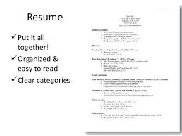 Things To Put On A Resume Simple Figure A What To Put On A Resume To Make It Perfect Things To Put